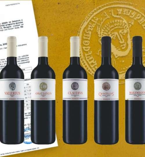 Konacno i RS organski sertifikat za naša vina iz berbe 2020!
